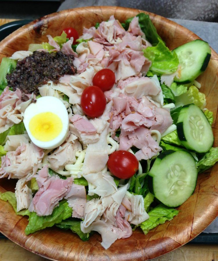 Little Deli's Chef Salad
