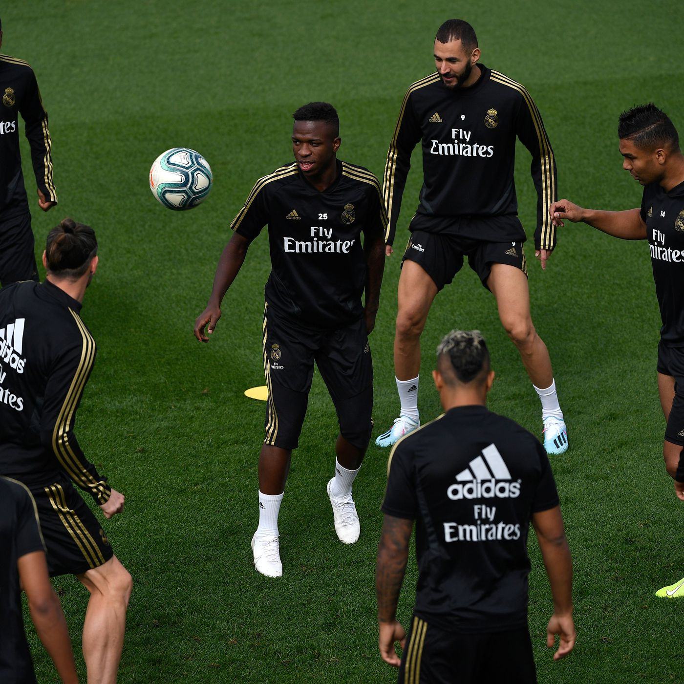 Sevilla Vs Real Madrid 2019 La Liga Predicted Lineups Managing Madrid