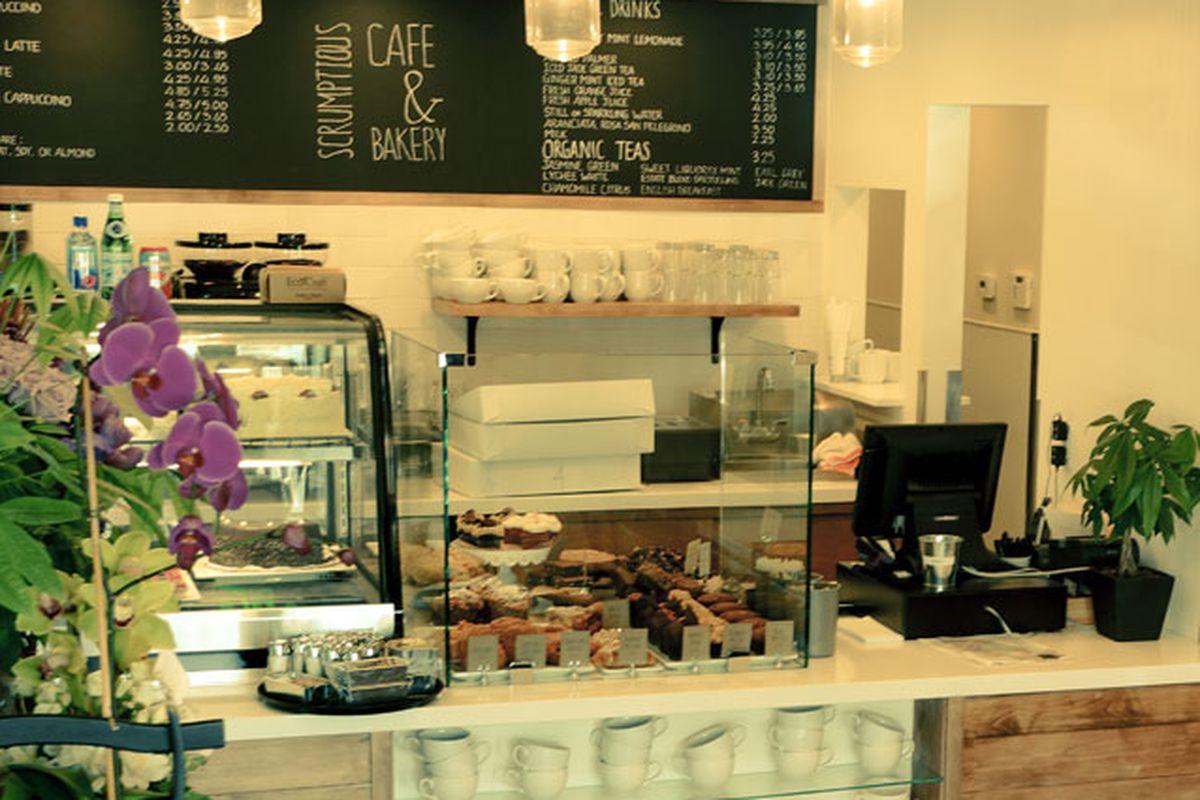 Scrumptious Bakery & Cafe