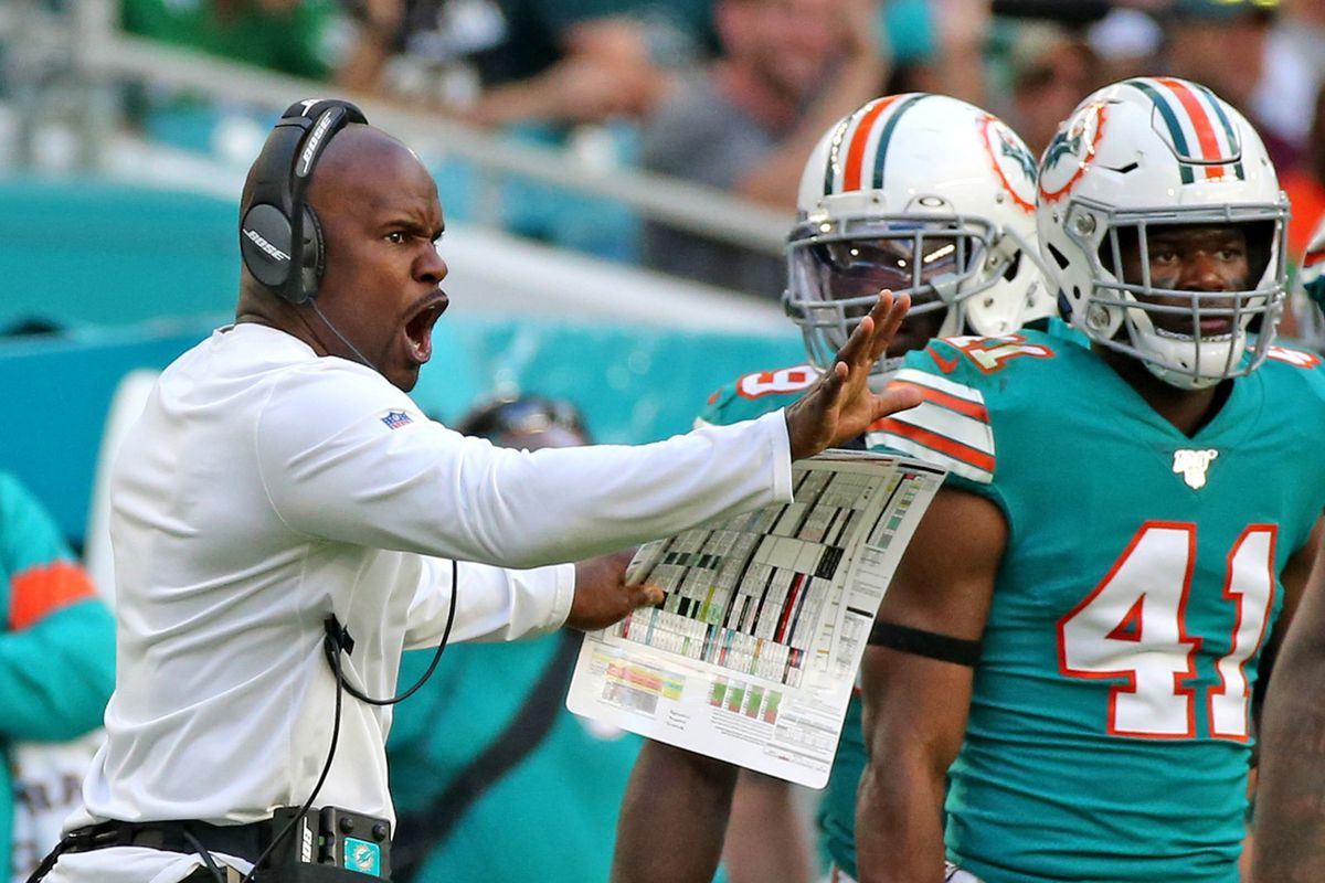 Omar Kelly: Time to raise the bar on Brian Flores and this year's Dolphins