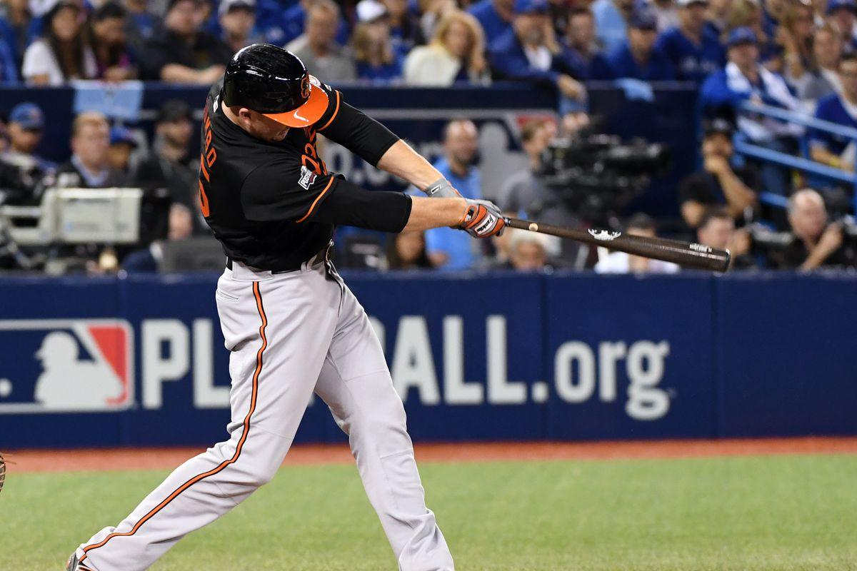 MLB: AL Wild Card-Baltimore Orioles at Toronto Blue Jays