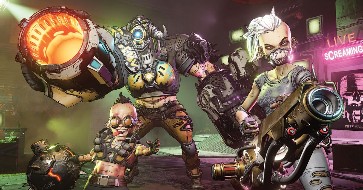 Borderlands 3: Release dates and times for all timezones