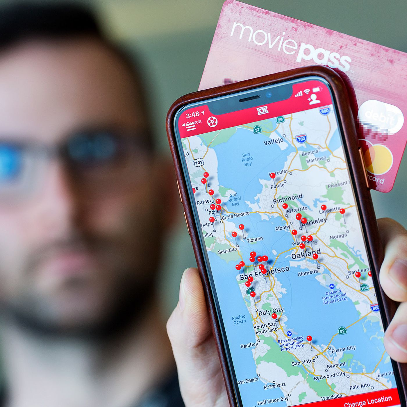 MoviePass is opting some users into its new plan even after