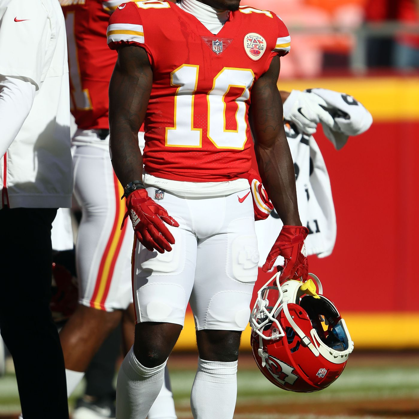 893d41e02b0 Chiefs  Tyreek Hill not charged for alleged battery of juvenile -  SBNation.com