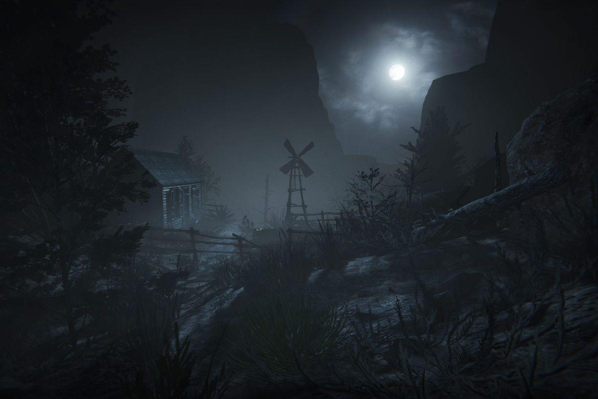 Outlast 2's creepy countryside