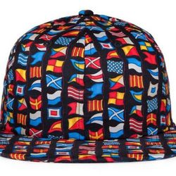 """<a href=""""http://instagram.com/thedecades19xx"""">@thedecades19xx</a>: Worn by 20-somethings who are way, way cooler than you, The Decades Hat Co.'s five-panel hats are released in small runs, bolstering the Philly label's status symbol appeal."""