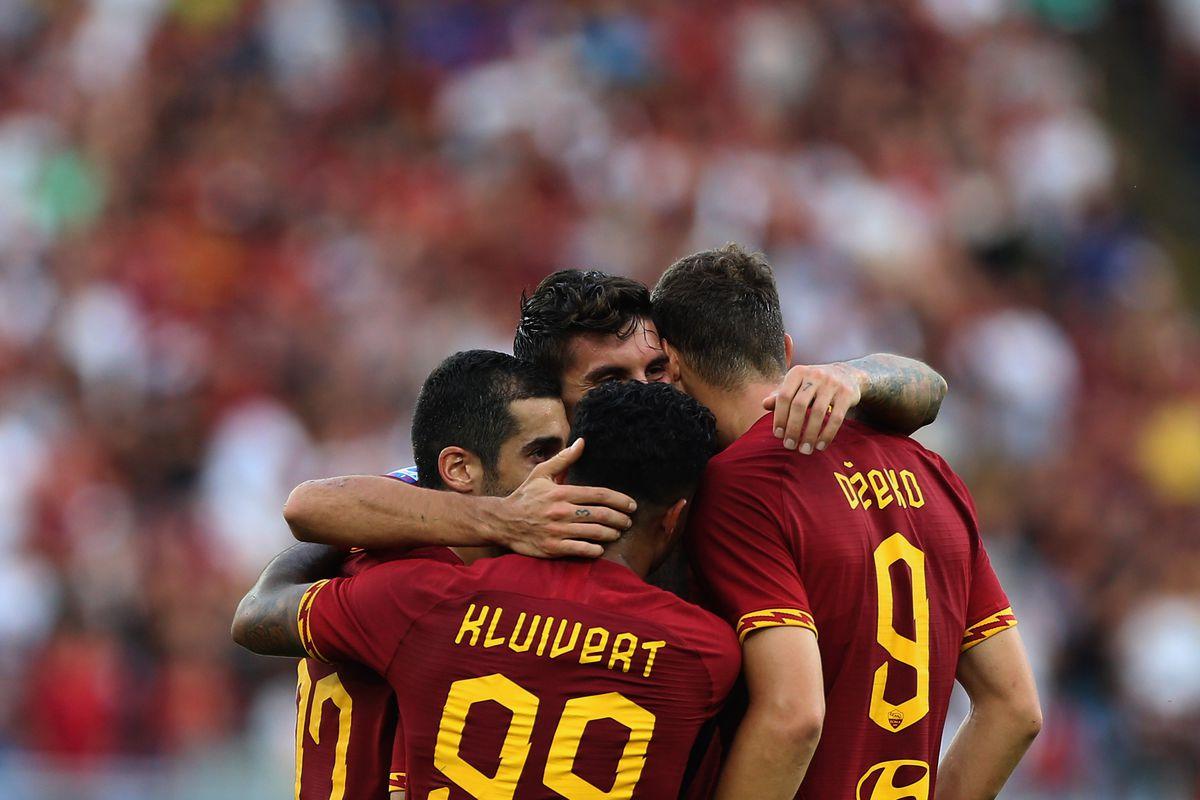 AS Roma v US Sassuolo - Serie A