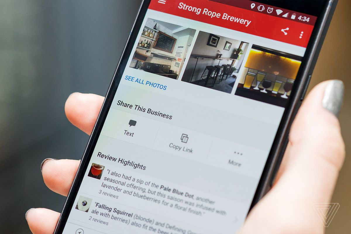 Yelp can't be forced to take down libelous reviews, court