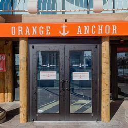 Orange Anchor