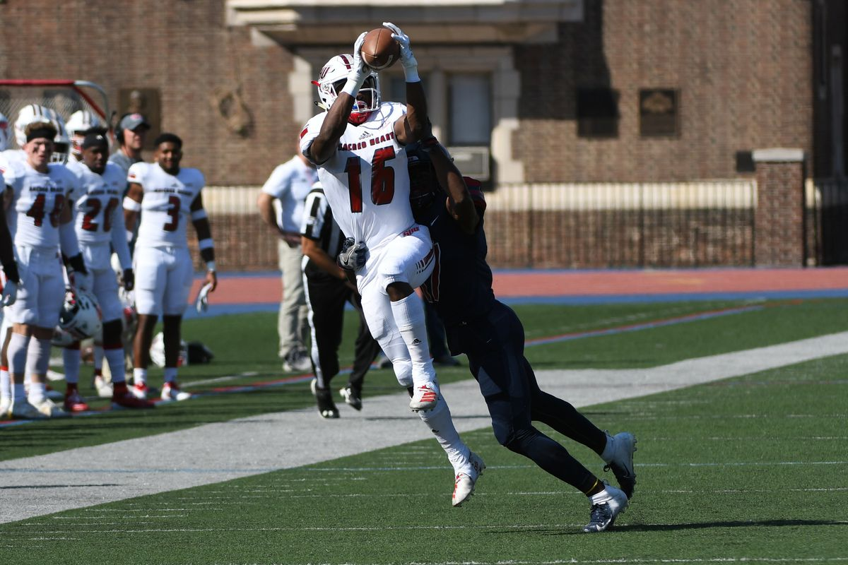 COLLEGE FOOTBALL: OCT 12 Sacred Heart at Penn
