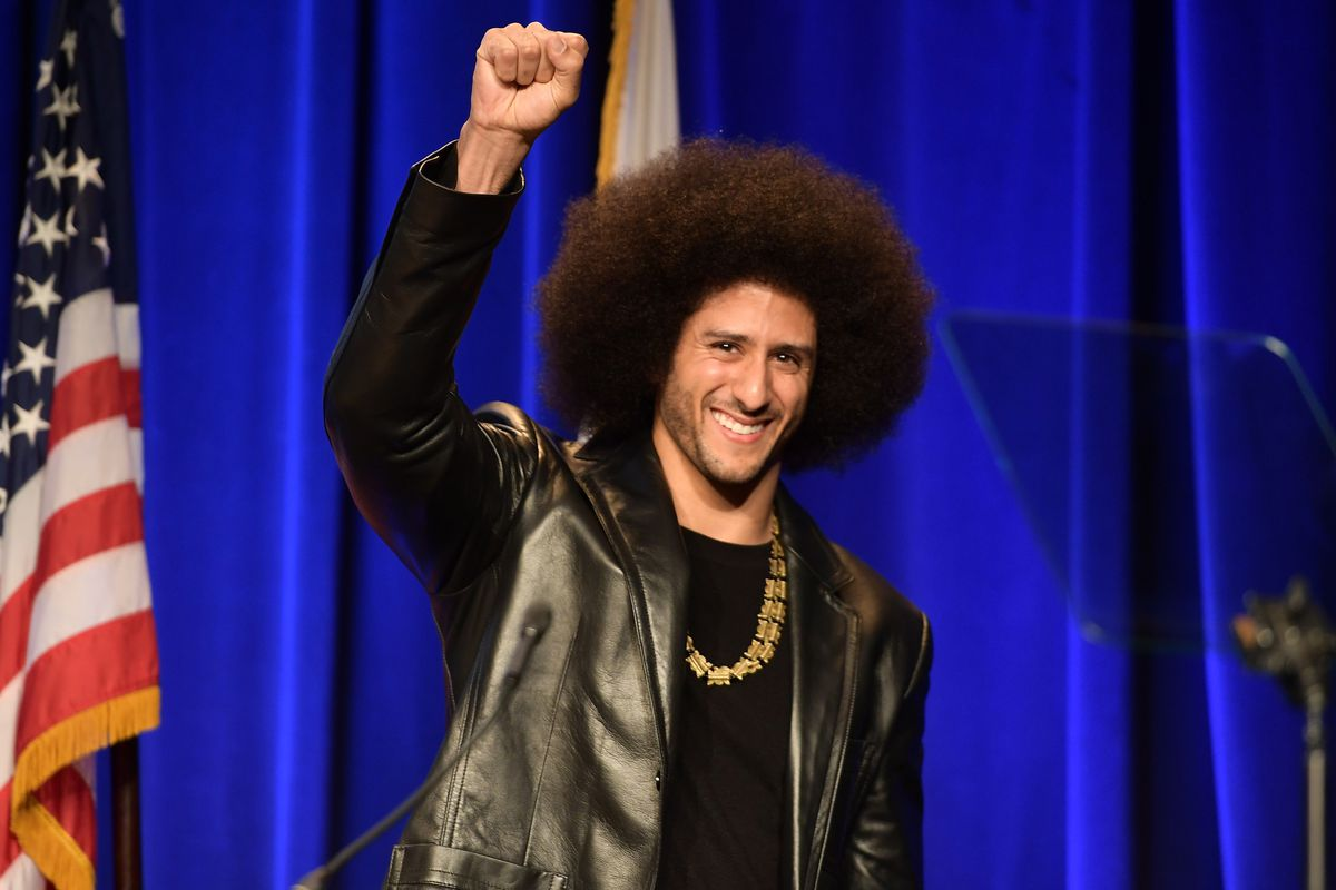 d36727e88 How Nike s Colin Kaepernick ad explains branding in the post-Trump ...