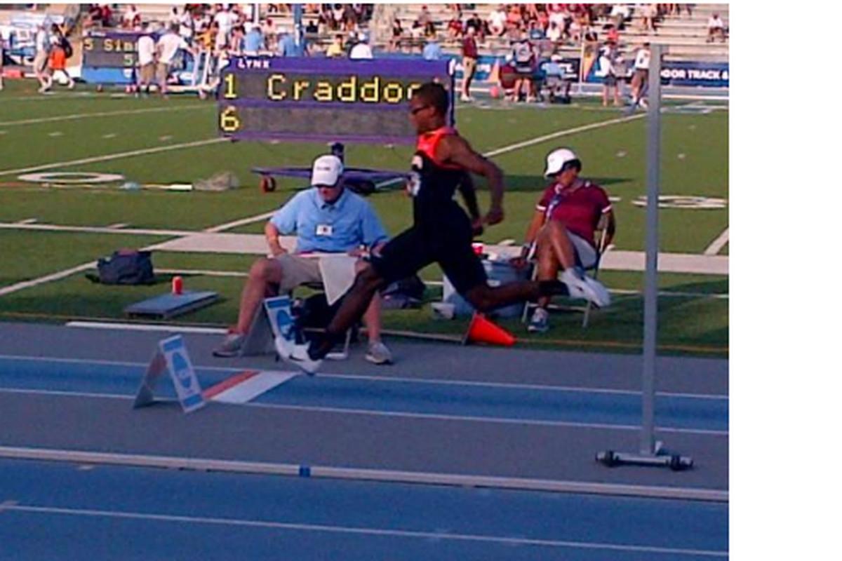 "Omar Craddock won one of the Gators' two NCAA Championships yesterday. (via @<a href=""https://twitter.com/Maddogmattd/status/211249056574472193"" target=""new"">Maddogmattd</a>)"