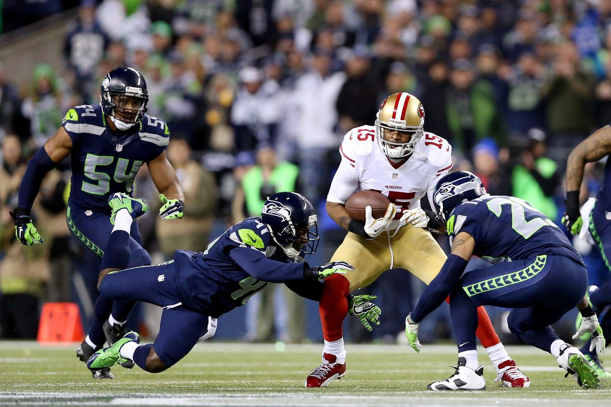 What if Mike Iupati never got hurt during the 2013 NFC Championship?