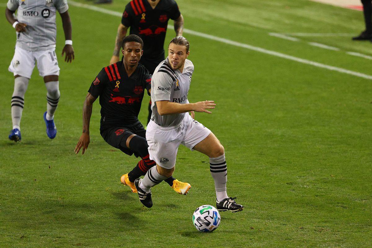 SOCCER: SEP 27 MLS - Montreal Impact at New York Red Bulls