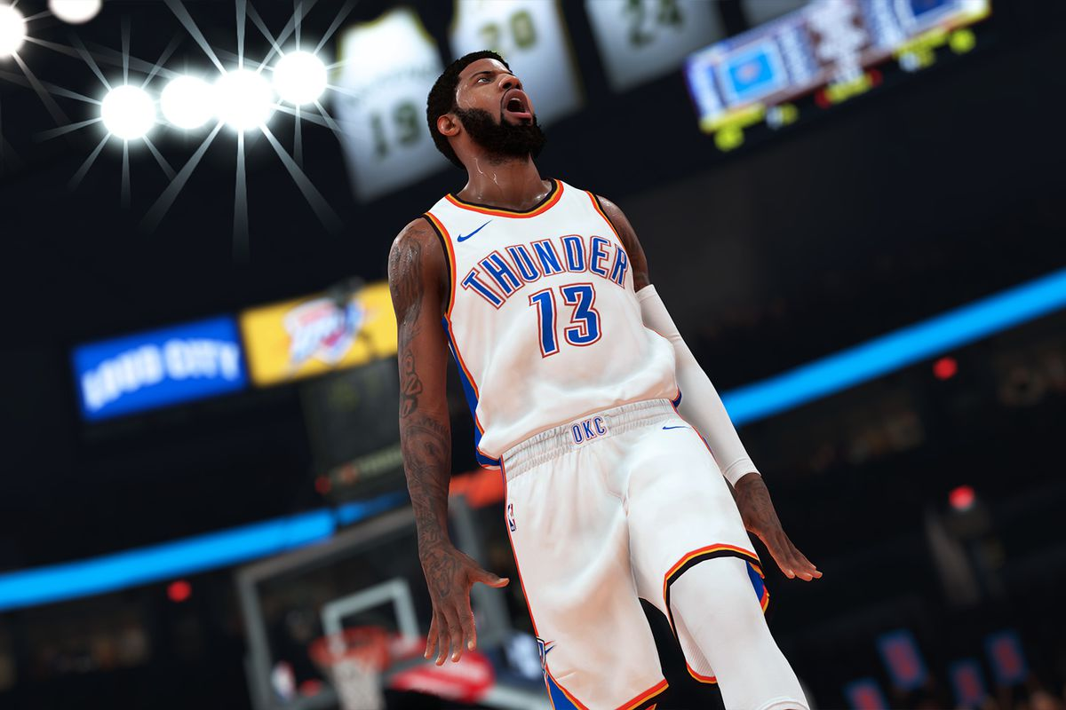 The Sports Video Game of the Year 2018 - Polygon