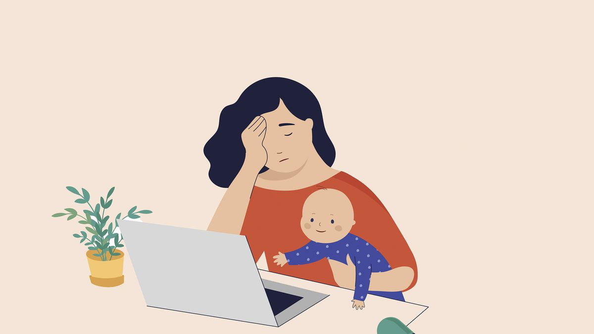 The parental burnout crisis has reached a tipping point