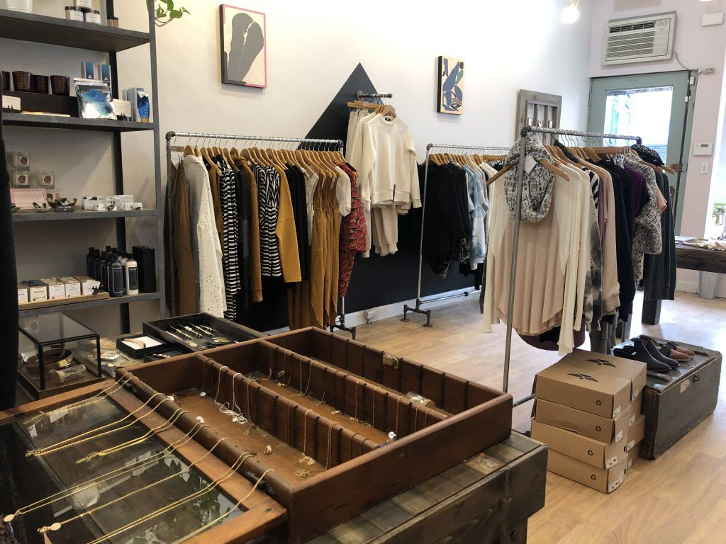 Jewelry, clothing, accessories, candles and bath products are all handmade at Milk Handmade boutique, with an emphasis on local and women designers and craftsmen. | Ji Suk Yi/Sun-Times