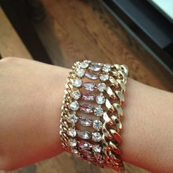 A bracelet from the Classics collection, $115
