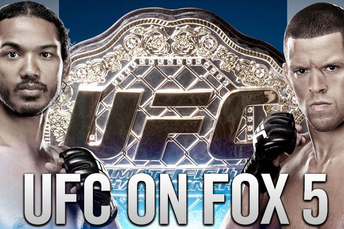 UFC on FOX 5 results and LIVE ...