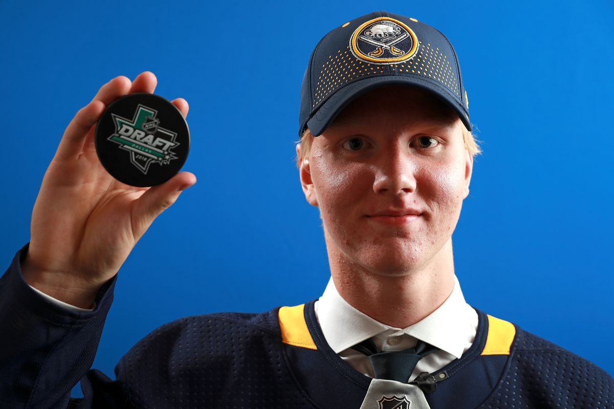 fec884fed 2018 NHL Draft  Way Too Early Reactions to the First Round - Die By ...