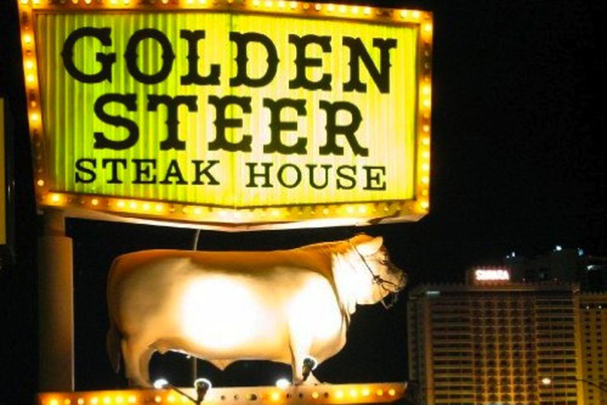 Golden Steer Steak House