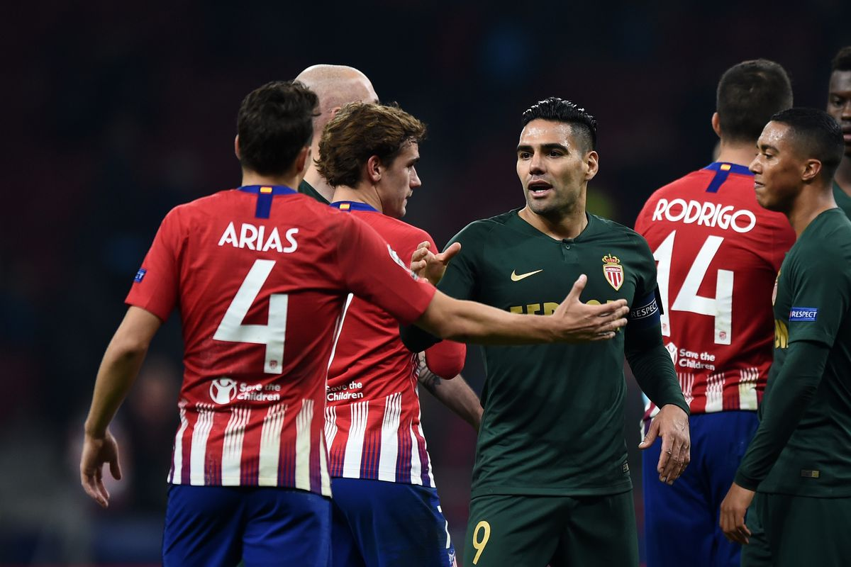 Club Atletico de Madrid v AS Monaco - UEFA Champions League Group A