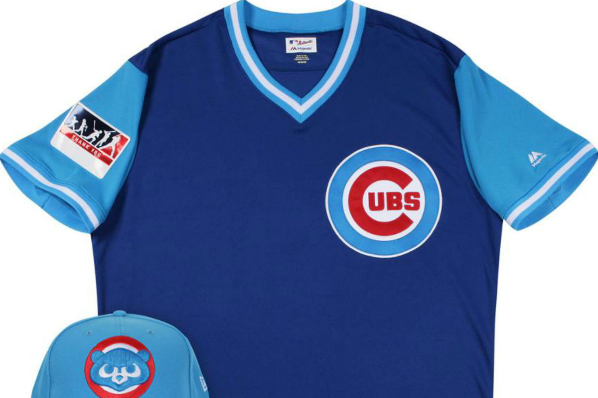 ea3821820b7 MLB unveils  Players Weekend  jerseys and caps - Bleed Cubbie Blue
