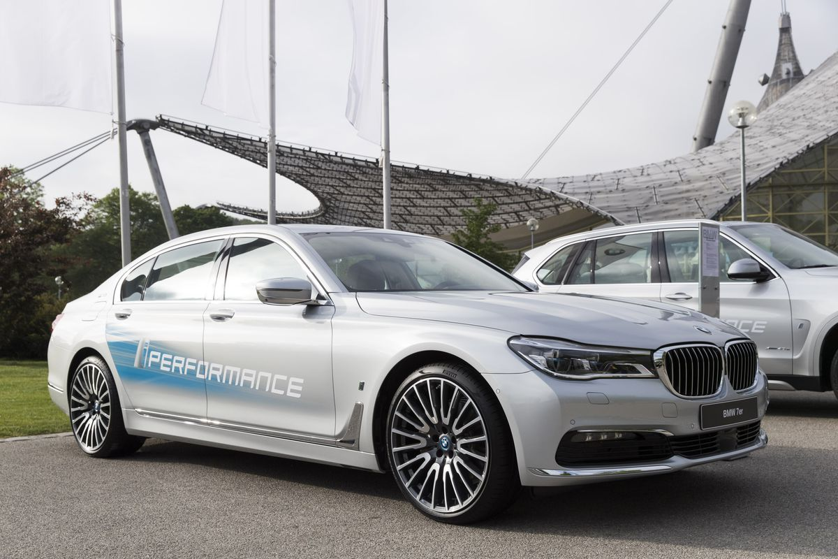 Bmw Will Launch Its Autonomous Electric I Next Innovation Driver