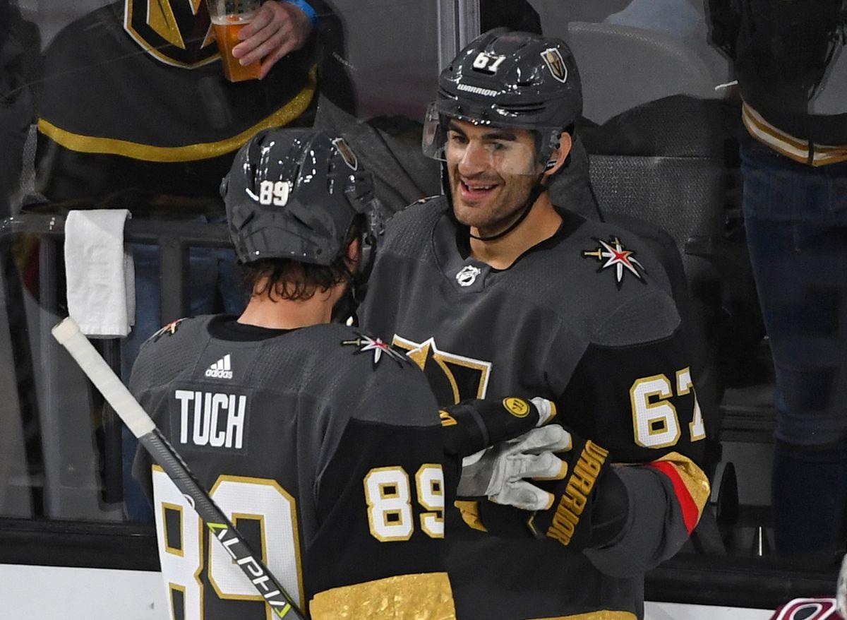 NHL: Preseason-Colorado Avalanche at Vegas Golden Knights