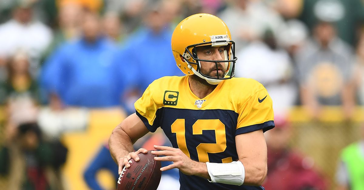 Packers will wait until 2021 for new throwback jersey, says Pro Shop ...