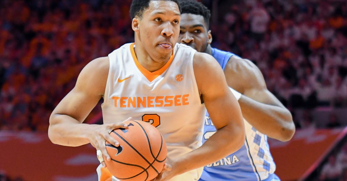 College Basketball: Tennessee loses another To North Carolina, 78 ...
