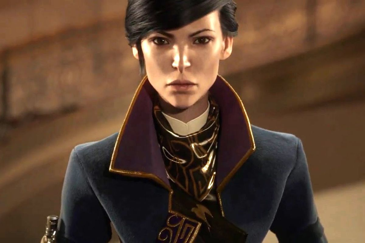 Dishonored 2 - Emily art