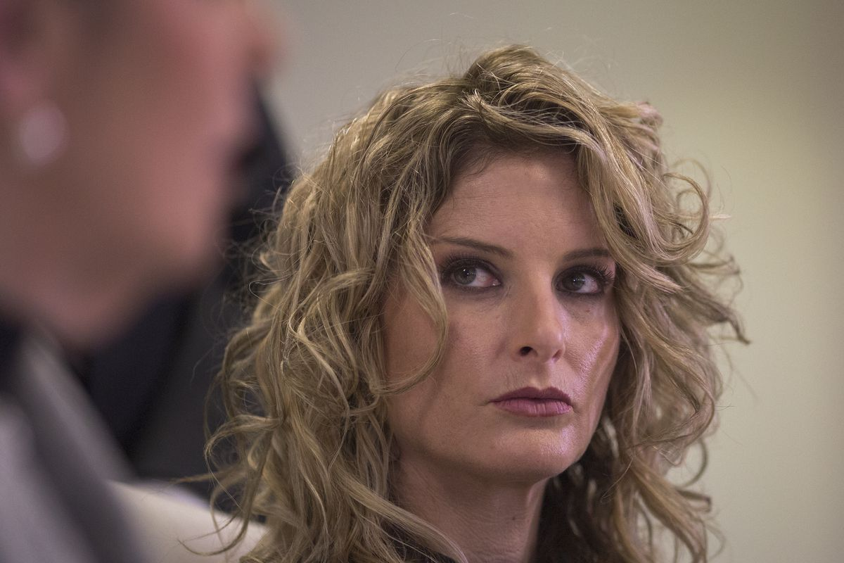 Gloria Allred Holds Press Conference With Donald Trump Accuser