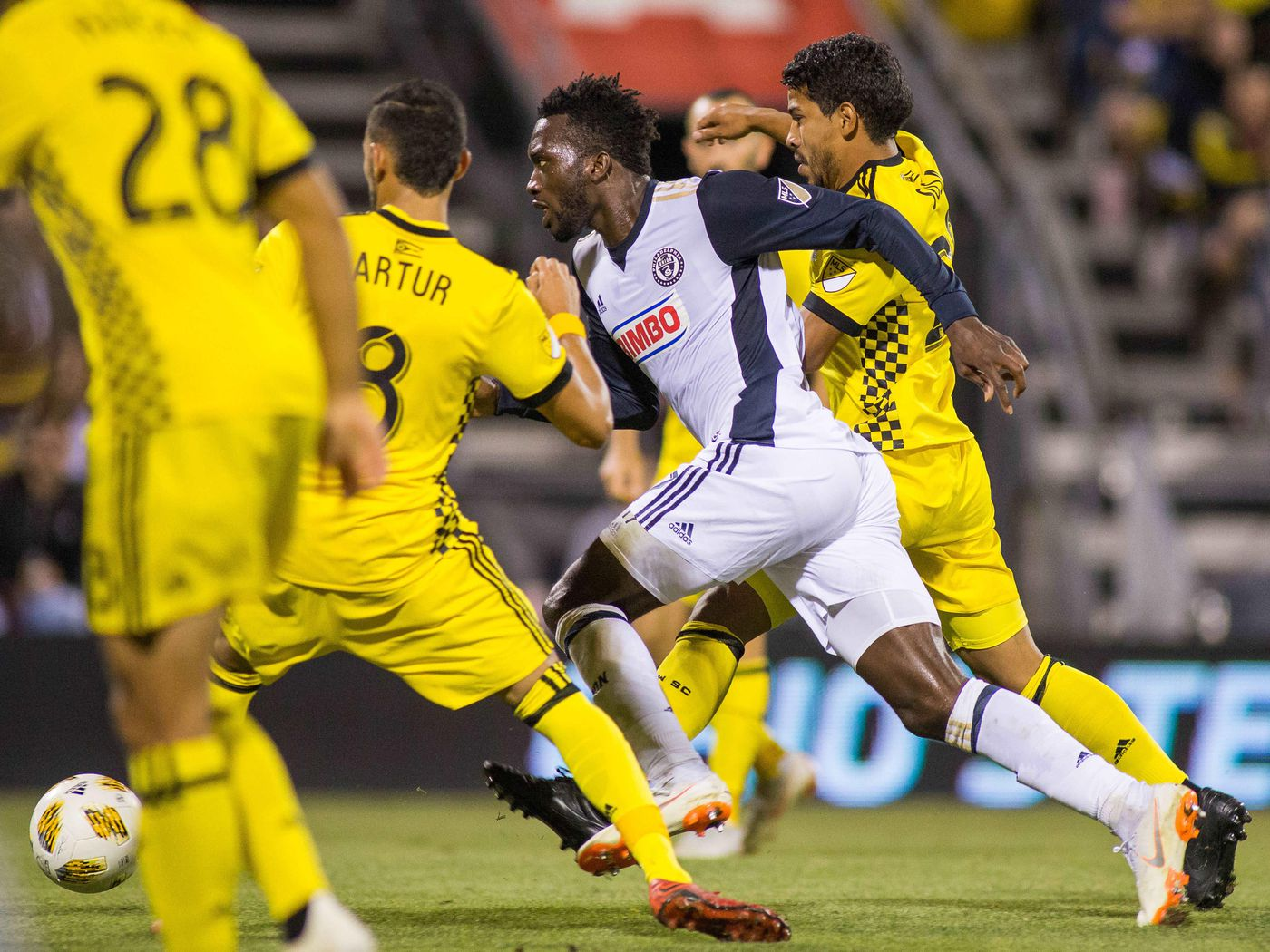 4d934cb37bb Major Link Soccer  CJ Sapong traded to Chicago Fire - Sounder At Heart