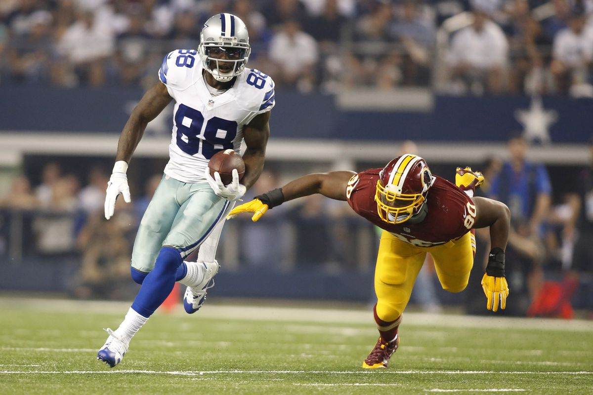 Dez torching the Redskins