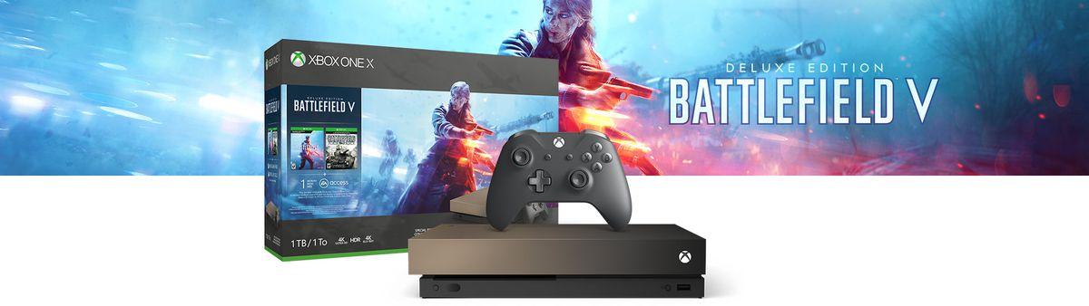 Xbox One捆绑在Gamescom 2018上宣布预订