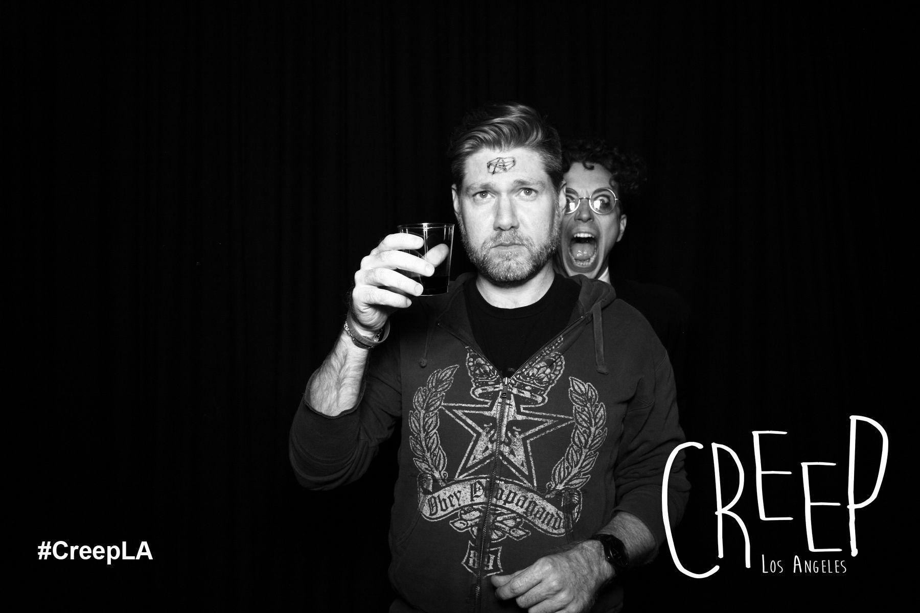 Bryan at Creep LA