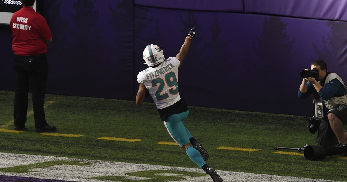 The Splash Zone 1/21/19: Minkah Fitzpatrick Would Like To Play One Position