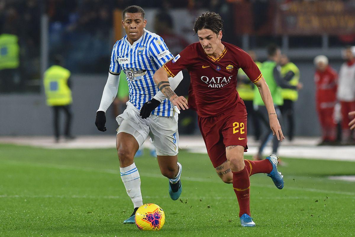 Football Serie A Roma-Spal