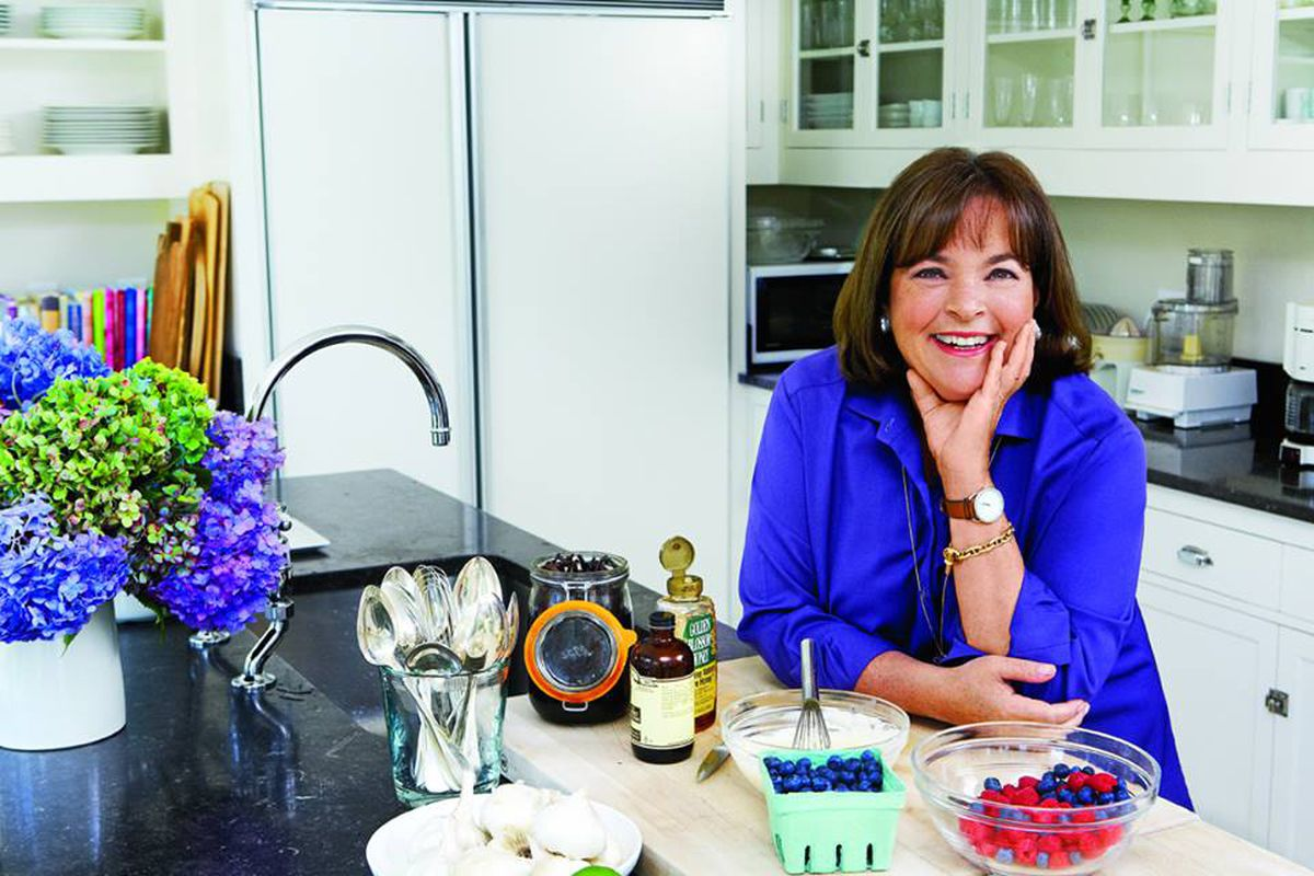 Ina Garten on What She'd Serve Donald Trump: 'A Subpoena' - Eater