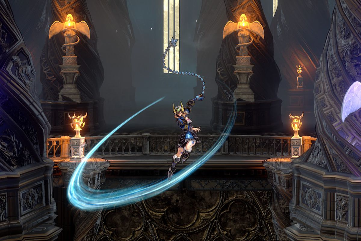 Bloodstained review: the Castlevania game you've been