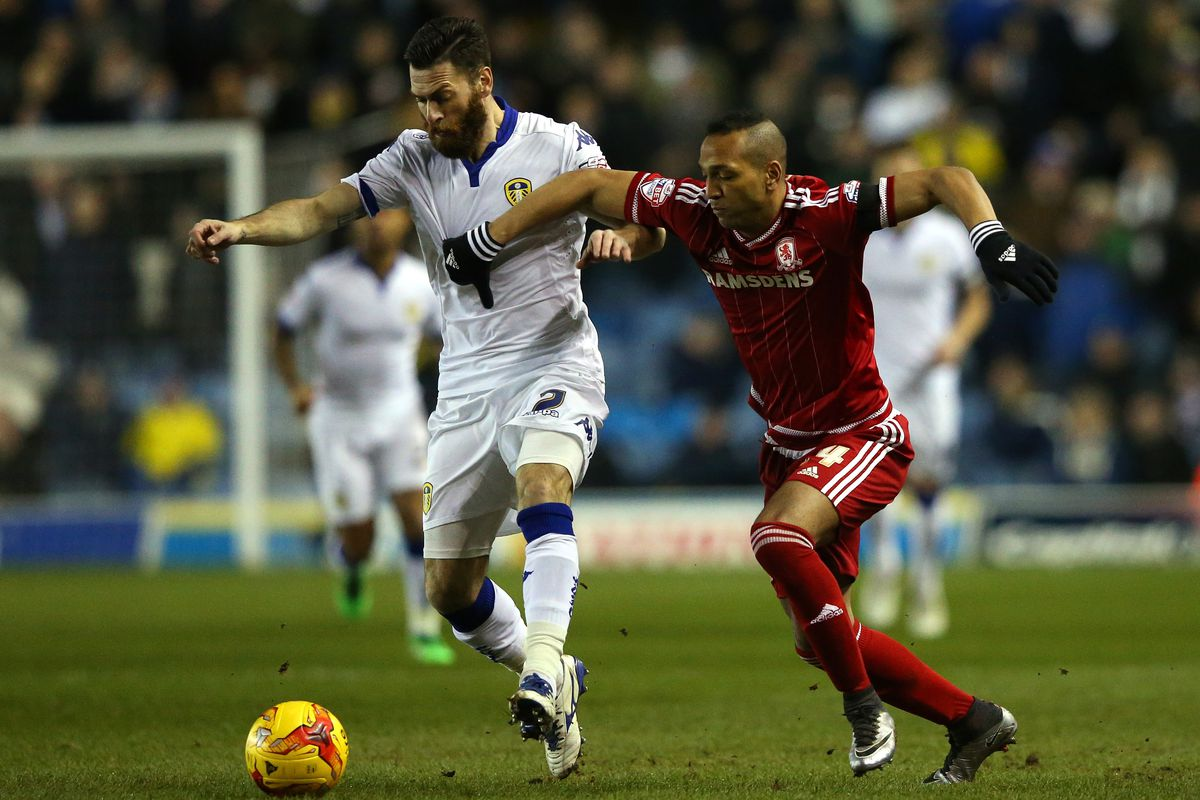 Leeds and Boro battled to the end, but neither could find the back of the net.
