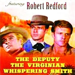 """TV Westerns featuring Robert Redford"""
