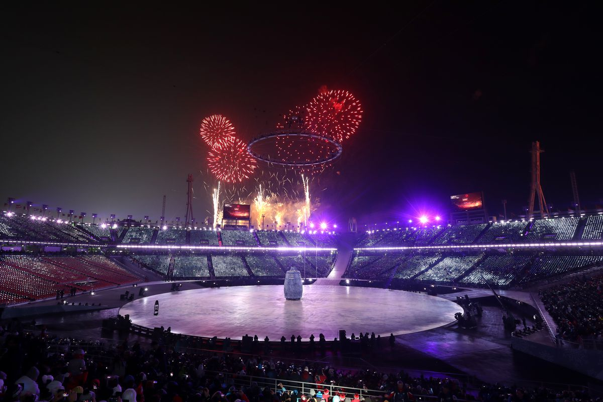 16 Things That Defined The 2018 Winter Olympics Opening Ceremony