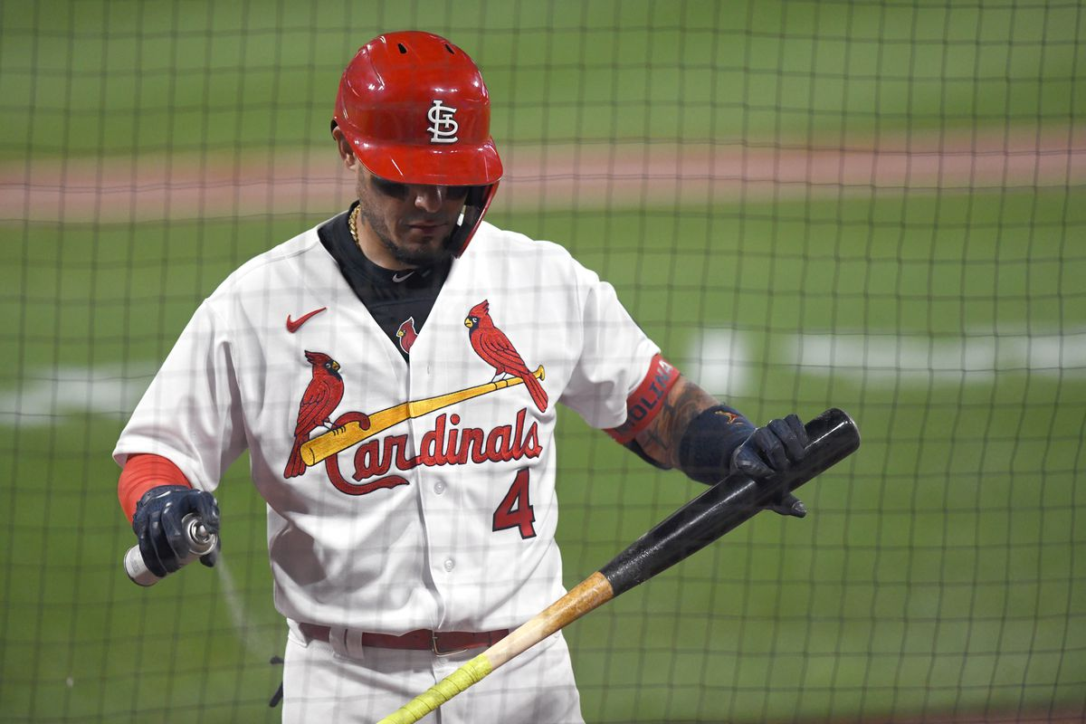 MLB: SEP 11 Reds at Cardinals