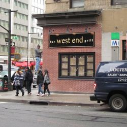 "West End via <a href=""http://lifewithfoodanddrink.blogspot.com/2011/03/bye-bye-ciro-hello-west-end.html"" rel=""nofollow"">LWFAD</a>"
