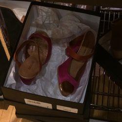 Heels, size 7, $130