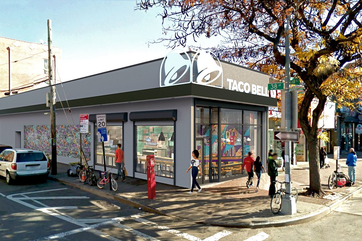 Taco Bell Will Open 50 Nyc Locations In Next Five Years Eater Ny