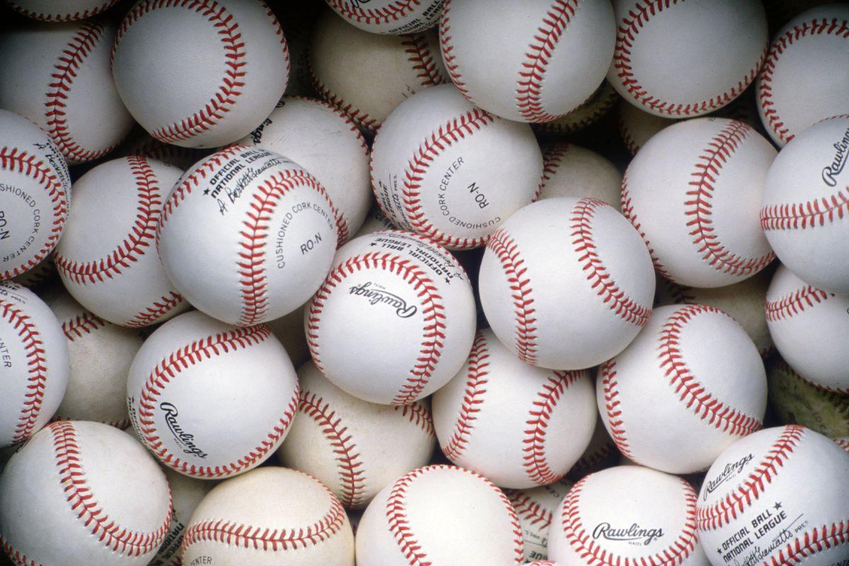 Bag of Baseballs
