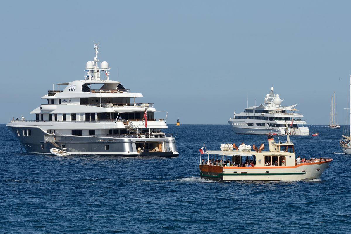 Billionaires Are Storing Priceless Art On Superyachts Vox